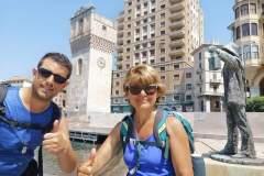 Chiara e Alessio a Savona!
