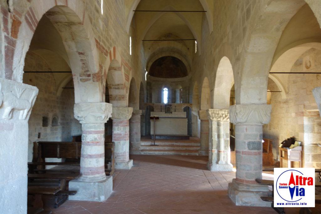 Chiesa di San Secondo (interno)