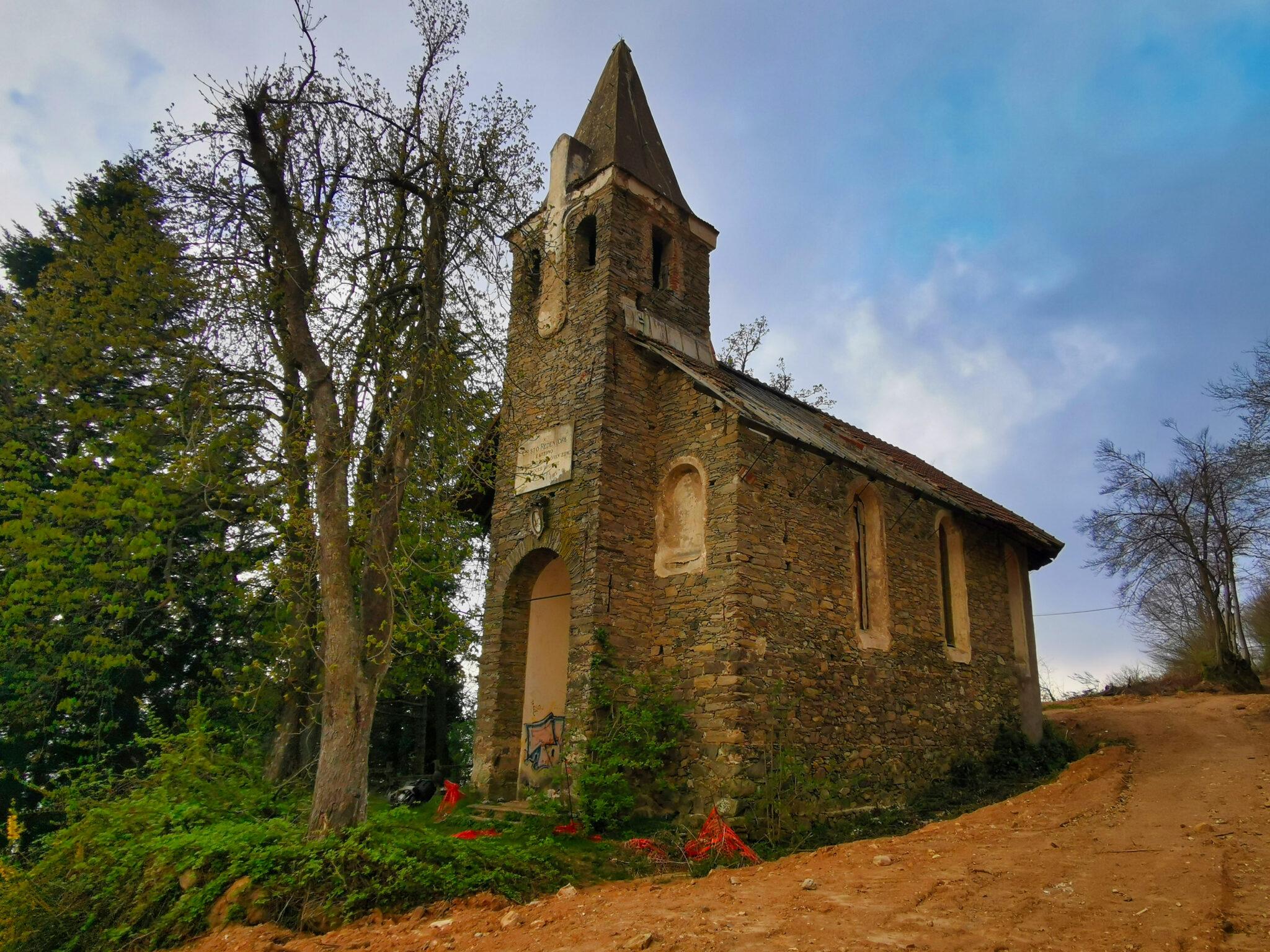 Cà de Ferre - Chiesa