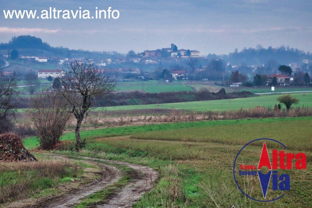 1082 Verso Andezeno invernale
