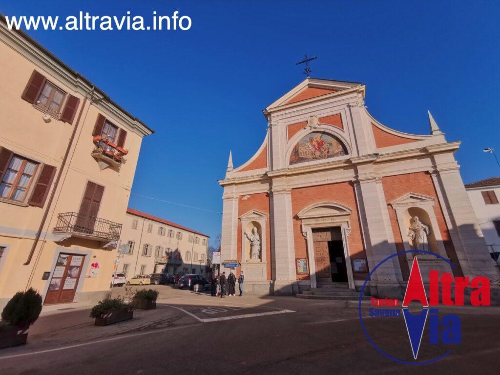 2012 Buttigliera d'Asti piazza