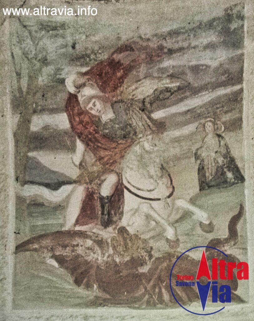 2055 San Giorgio affresco