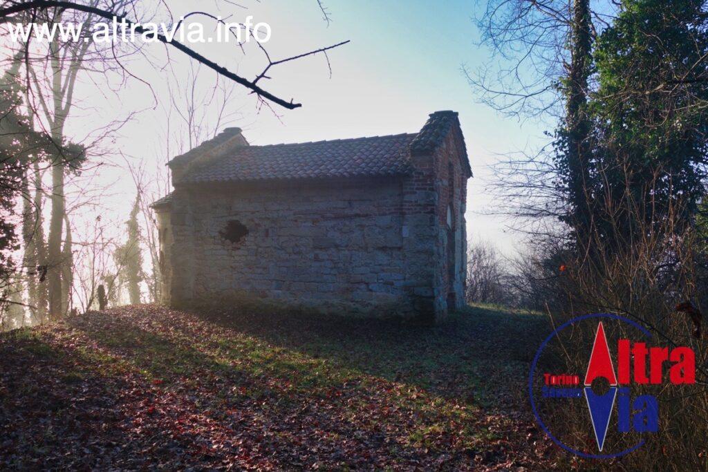 3011 cappella nel bosco
