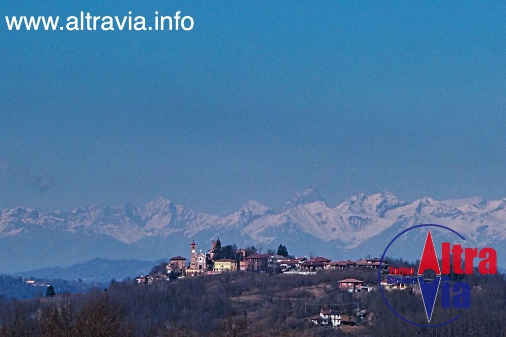 3021 Castellero e Alpi