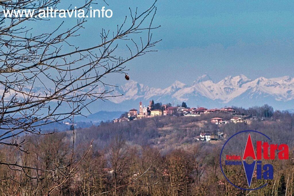3032 Castellero e Alpi 2