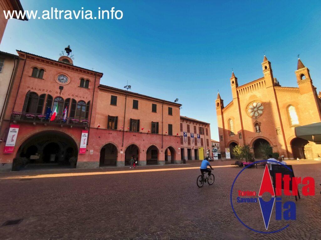 4086* Alba piazza