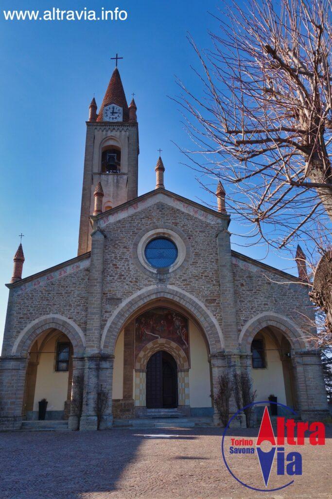 5081 Bossolasco chiesa